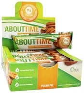 About Time - Fruit Nuts and Protein Bar Pecan Pie - 2 oz. by About Time