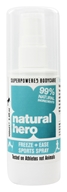 Natural Hero - Freeze & Ease Sports Spray - 3.4 oz.