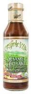 Organicville - Organic Sesame Teriyaki Sauce & Marinade - 13.5 oz., from category: Health Foods
