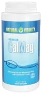 Natural Vitality - Balanced CalMag Drink - 16 oz. (183405000179)