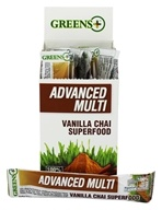 Image of Greens Plus - Smart & Fit Superfood Blend Vanilla Chai - 15 x 8.9g. Stickpacks