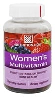 Nutrition Now - Women's Gummy Vitamins Mixed Berry - 70 Gummies by Nutrition Now