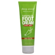 Deep Steep - Foot Cream Candy Mint - 6 oz.