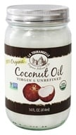 La Tourangelle - Virgin Organic Coconut Oil - 14 oz. (857190000736)