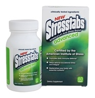 Image of Stresstabs - Advanced High Potency Stress Formula - 60 Tablets