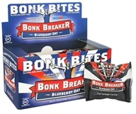 Bonk Breaker - Bonk Bites Energy Bar Blueberry Oat - 1.1 oz., from category: Nutritional Bars