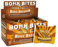 Image of Bonk Breaker - Bonk Bites Energy Bar Peanut Butter & Chocolate Chip - 1.1 oz.