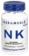 Theramedix - NK Nattokinase Formula - 60 Vegetarian Capsules CLEARANCED PRICED