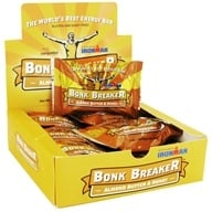 Bonk Breaker - Energy Bar Almond Butter & Honey - 2.2 oz. by Bonk Breaker