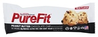 PureFit - All-Natural Nutrition Bar Peanut Butter Chocolate Chip - 2 oz. by PureFit