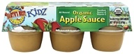 Earth's Best - Organic Apple Sauce - 6 Cup(s) (023923201002)