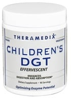 Theramedix - Children's DGT Effervescent Digestion Support Formula - 90 Serving(s) CLEARANCED PRICED - $10.55