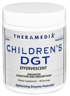 Theramedix - Children's DGT Effervescent Digestion Support Formula - 90 Serving(s) CLEARANCED PRICED, from category: Professional Supplements
