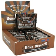 Bonk Breaker - Energy Bar Espresso Chip - 2.2 oz. by Bonk Breaker