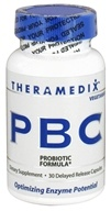 Theramedix - PBC Probiotic Formula - 30 Vegetarian Capsules, from category: Professional Supplements