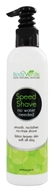 BodyVerde - Speed Shave No Water Needed - 8 oz. - $6.99