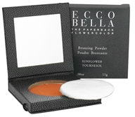 Ecco Bella - FlowerColor Bronzing Powder Sunflower - 0.38 oz. by Ecco Bella