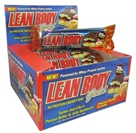 Labrada - Lean Body Gold Bar Peanut Butter & Jelly - 85 Grams CLEARANCE PRICED (710779116078)