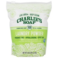 Charlie's Soap - Laundry Powder - 2.64 lbs. by Charlie's Soap