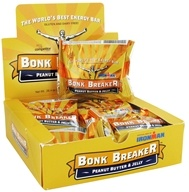 Bonk Breaker - Energy Bar Peanut Butter & Jelly - 2.2 oz. by Bonk Breaker