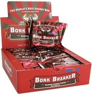 Bonk Breaker - High Protein Energy Bar Almond Cherry Chunk - 2.2 oz. by Bonk Breaker
