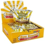 Bonk Breaker - High Protein Energy Bar Peanut Butter and Jelly - 2.2 oz. by Bonk Breaker