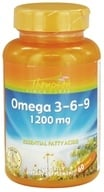Thompson - Omega 3-6-9 Essential Fatty Acids 1200 mg. - 60 Softgels (031315193217)
