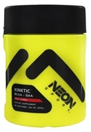 Neon Sports - Kinetic BCAA SAA Fruit Punch 30 Servings - 300 Grams (810390020140)