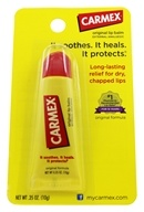 Carmex - Everyday Soothing Lip Balm External Analgesic Original - 0.35 oz. (083078113148)