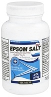 HUMCO - Epsom Salt - 4 oz. - $3.99