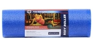 Harbinger - Body Roller Antimicrobial Treated Blue - 18 in. by Harbinger