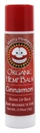 The Merry Hempsters - Organic Hemp Lip Balm Cinnamon - 0.14 oz. (009020000021)