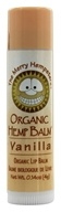 The Merry Hempsters - Organic Hemp Lip Balm Vanilla - 0.14 oz. (009030000059)