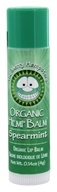 The Merry Hempsters - Organic Hemp Lip Balm Spearmint - 0.14 oz. DAILY DEALS by The Merry Hempsters