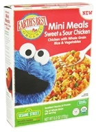 Earth's Best - Mini Meals Sweet & Sour Chicken - 6 oz. - $3.79