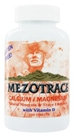 Mezotrace - Calcium/Magnesium Multi Mineral Supplement with Vitamin D - 180 Tablet(s)