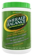 SGN Nutrition - Emerald Balance Total Nutrition Drink Mix - 10 oz. by SGN Nutrition