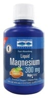 Image of Trace Minerals Research - Liquid Magnesium Tangerine 300 mg. - 16 oz.