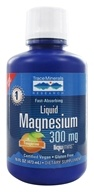 Trace Minerals Research - Liquid Magnesium Tangerine 300 mg. - 16 oz.
