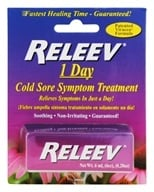 Image of Releev - 1 Day Cold Sore Symptom Treatment - 0.2 oz.