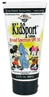 All Terrain - KidSport Mickey and Minnie Mouse Broad Spectrum Lotion 30 SPF - 3 oz. - $10.70