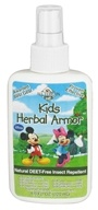 Image of All Terrain - Herbal Armor Kids Mickey and Minnie Insect Repellent Deet-Free Pump Spray - 4 oz.