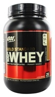 Optimum Nutrition - 100% Whey Gold Standard Protein Caramel Toffee Fudge - 2 lbs.
