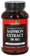 Futurebiotics - 100% Vegetarian Saffron Extract 90 mg. - 60 Vegetarian Capsules by Futurebiotics
