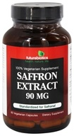 Futurebiotics - 100% Vegetarian Saffron Extract 90 mg. - 60 Vegetarian Capsules (049479006489)