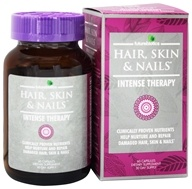 Futurebiotics - Hair, Skin, & Nails Intense Therapy - 60 Capsules (049479000302)