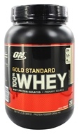 Optimum Nutrition - 100% Whey Gold Standard Protein Mocha Cappuccino - 2 lbs., from category: Sports Nutrition