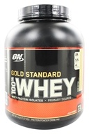 Optimum Nutrition - 100% Whey Gold Standard Protein Cake Batter - 5 lbs., from category: Sports Nutrition