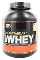 Image of Optimum Nutrition - 100% Whey Gold Standard Protein Cake Batter - 5 lbs.