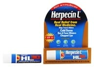 Image of Herpecin L - HL30 Lip Protectant/Cold Sore & Sunscreen Lip Balm Stick 30 SPF - 0.1 oz.
